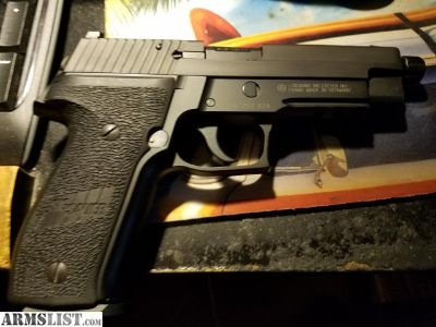 For Sale/Trade: Sig P226 40 S&W w/ 9mm tactical conversion | Used | Saginaw | 600