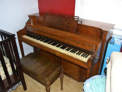 $350 OBO Upright Piano - 1946 Kimball Chicago