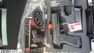 For Trade: Sig 320 X-Carry 9mm new