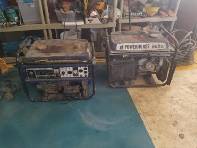 2 Generators for the price of one