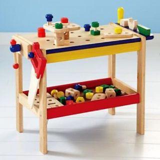 Land of Nod children s workbench