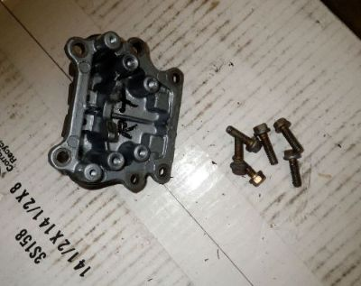 Sell Johnson Evinrude V4 Outboard Motor Bypass Side Cover 327910 323045 1978-98 140hp motorcycle in Minneapolis, Minnesota, United States, for US $26.99