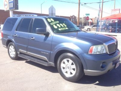 2004 Lincoln Navigator 4dr 2WD Luxury