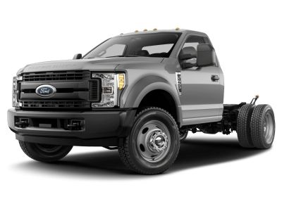 2019 Ford F-450SD (Oxford White)