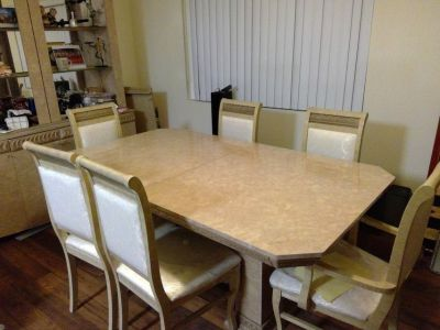 Dinning Table & Chest OBO