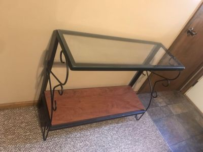 Entry table $25