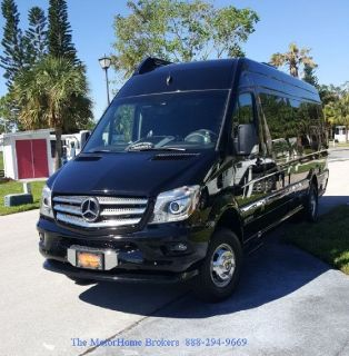 2018 Airstream Interstate Grand Tour 3500 EXT 4X4