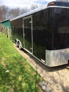 2012 Continental Cargo Enclosed Trailer