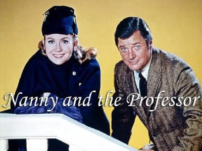 Nanny and the professor~tv series