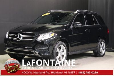 2017 Mercedes-Benz M-Class ML350 (black)