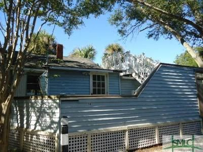 5 Bed 3 Bath Foreclosure Property in Tybee Island, GA 31328 - Meddin Ave