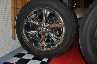 "$1,200 20"" Panther Wheels and Tires"