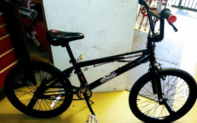 Nice Mongoose Brawler BMX Bike
