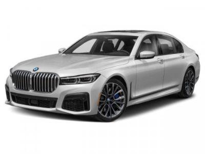 2020 BMW 7-Series 750i xDrive (Cashmere Silver Metallic)