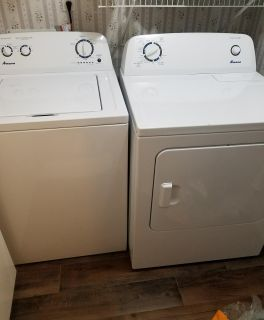 Washer/Dryer HE