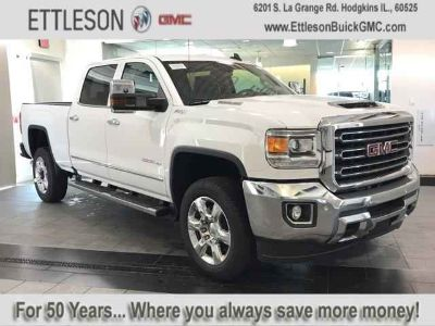 New 2019 GMC Sierra 2500HD Crew Cab Pickup
