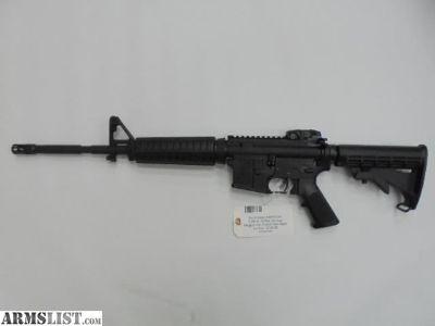 For Sale: Bushmaster XM15-E2S