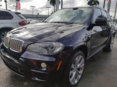 2010 BMW X5 xDrive48i (Black)