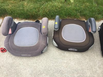 2 grace booster seats