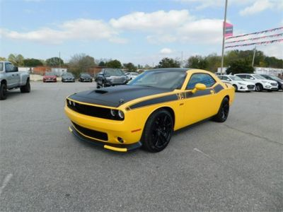 2018 Dodge Challenger SRT8 392 (Yellow)