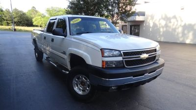 2007 Chevrolet RSX Work Truck (White)
