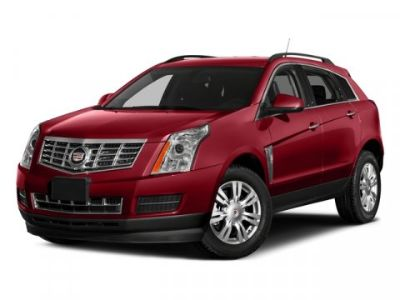 2016 Cadillac SRX Premium Collection (Crystal Red Tintcoat)