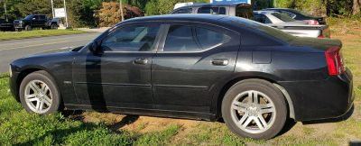2006 Dodge Charger RT (Black)