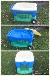 Sand & Water Table GUC
