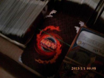 $50 OBO my naruto cards