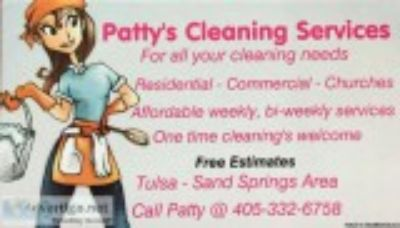 Patty s House Cleaning