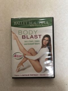 Brand new ballet inspired workout video