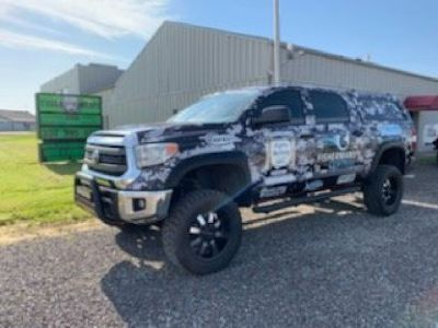 """2019 Business Vehicle Wraps --- """"Working For You 24/7/365"""" !"""
