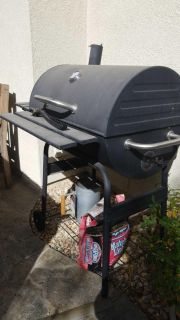Kettle barbecuer