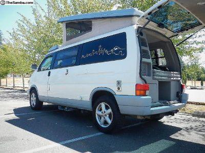 1995 Volkswagen Eurovan Winnebago Camper