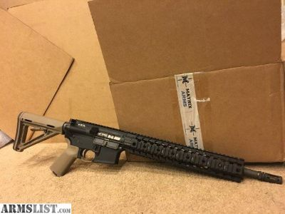 For Sale: 14.5 inch AR-15 BCM / Mega Arms Premium Rifle