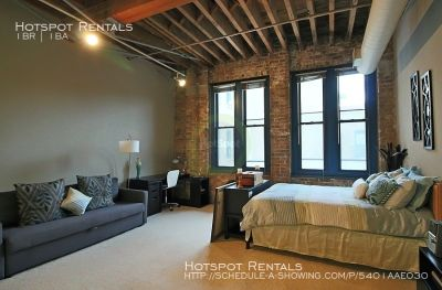 1 bedroom in Chicago
