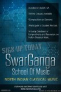 The SwarGanga School Of Music (North Indian Classical Music)
