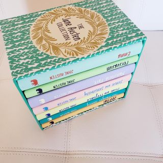 Jane Austen Book Collection, Like new!
