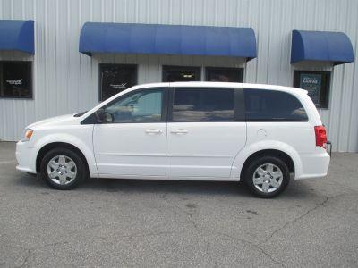 2012 Dodge Grand Caravan SE (White)