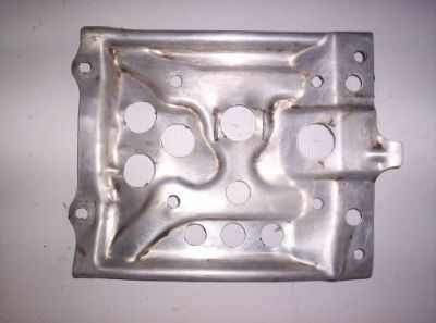 Find 87 Honda TRX 250X 250 X Engine Skid Plate Guard 9516 motorcycle in Farmersburg, Indiana, United States