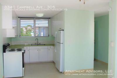 1 bedroom in Diamond Head-Kapahulu