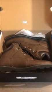 Brazos work boots size 9