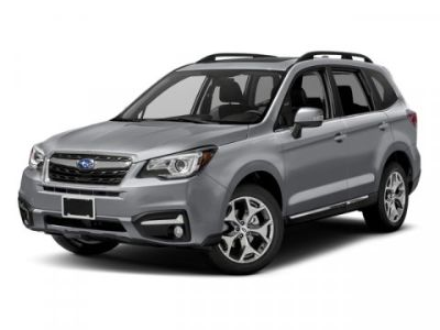 2017 Subaru Forester 2.5i Touring (Dark Gray Metallic)