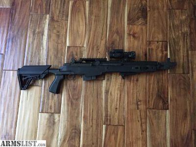 For Sale: Springfield Armory Socom16 CQB .7.62X51