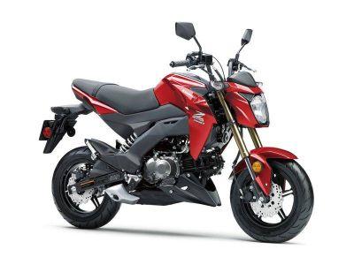 2018 Kawasaki BR125JJS Street Motorcycle Talladega, AL