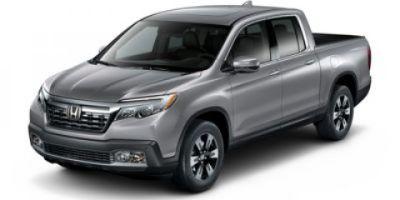 2019 Honda Ridgeline RTL-E (Modern Steel Metallic)
