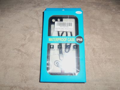 iphone 7/8 case, waterproof/shockproof