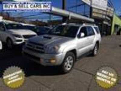 $8995.00 2004 Toyota 4Runner with 94996 miles!