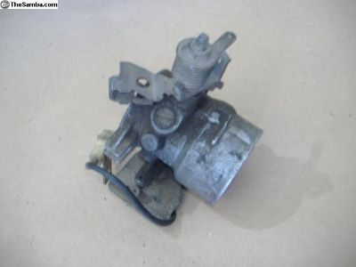 VW Vanagon 1.9 throttle body 1985