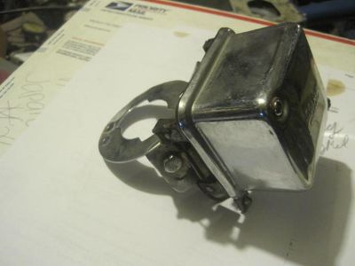 Sell Harley Panhead Voltage regulator motorcycle in Shawnee, Kansas, US, for US $5.00